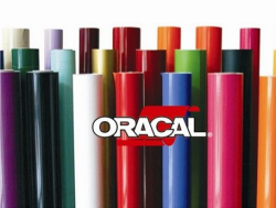 Про пленку Oracal. Сферы применения, хранение и работа с плёнкой.